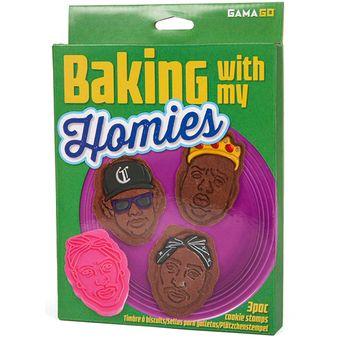 Baking with my homies, per fare i biscotti di Biggie