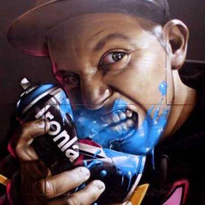 Le 5 regole dei graffitari