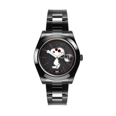 Rolex Datejust di Snoopy