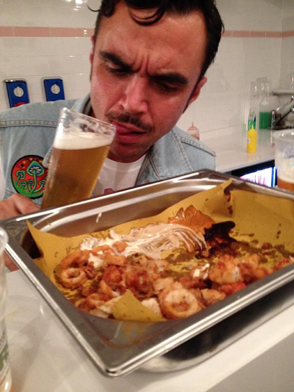 Tutti Fritti friggitoria Milano