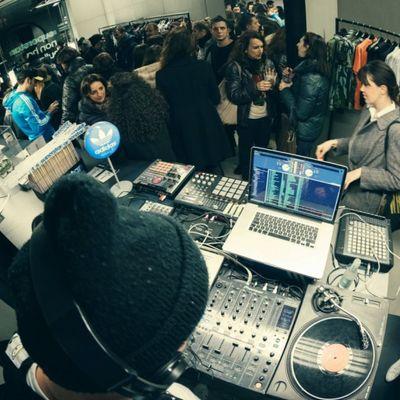 Il report dell'opening di INNER. con adidas Originals Superstar