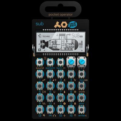 Il sintetizzatore tascabile da 59€ di Teenage Engineering