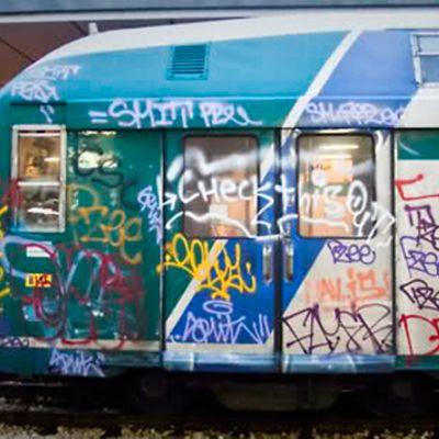 Intervista ai responsabili del Nucleo Anti Graffiti di Milano