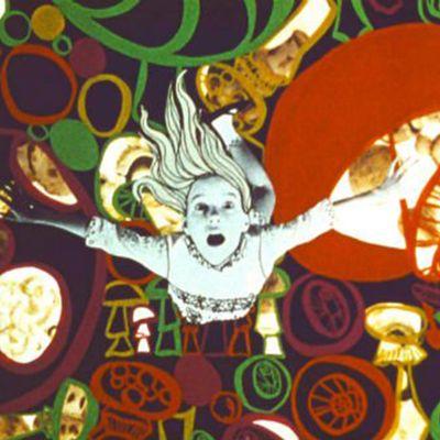 Curious Alice, il corto contro le droghe degli anni '70