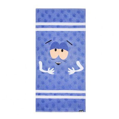Le robe di HUF con sopra Asciughino, l'asciugamanino tofa di South Park