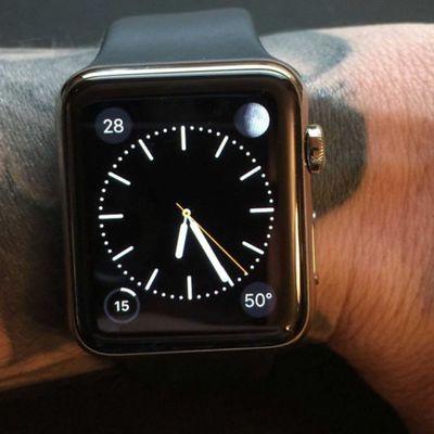 Modi per risolvere il problema dell'Apple Watch coi tatuaggi
