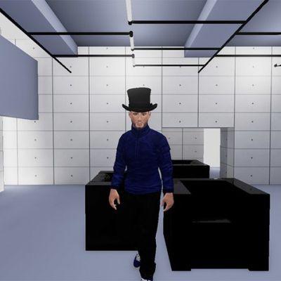 Il videogioco di Virtual Insanity di Jamiroquai