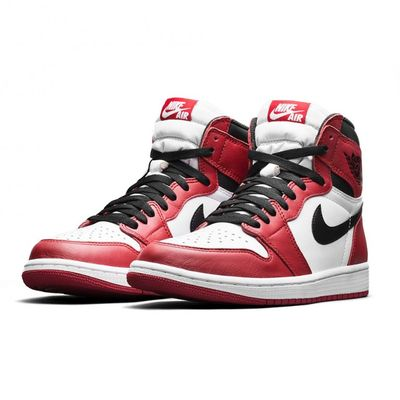 Air Jordan 1 Retro High OG 'Varsity Red'