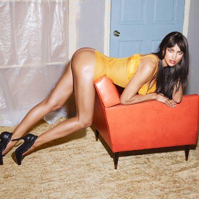 Le modelle più pese del momento fanno le maialine private per W Magazine