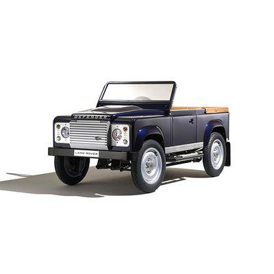 Land Rover Defender per nobambi