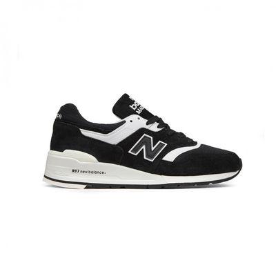 New Balance 997 made in USA nero + bianco