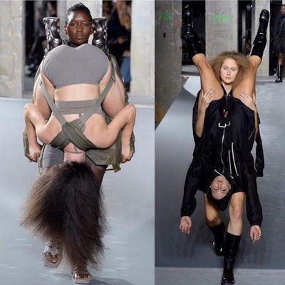 Nuovo accessorio moda: esseri umani a tracolla