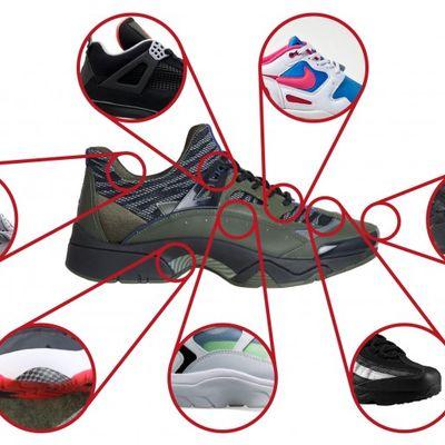 Quante sneaker ci vogliono per fare una scarpa fashion?