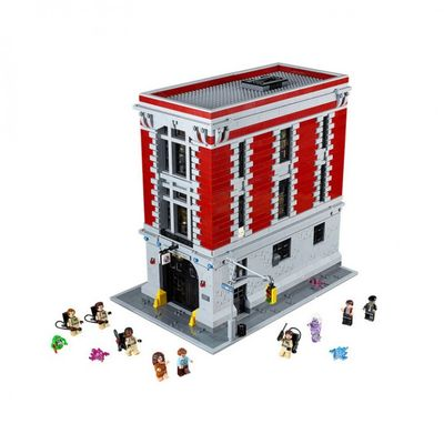 Quartier generale dei Ghostbusters di Lego