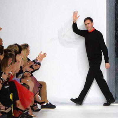 Notizia sconcertante Raf Simons lascia Dior