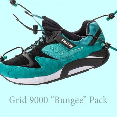 Saucony Originals Grid 9000 Bungee Pack