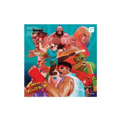 Colonna sonora di Street Fighter II rimasterizzata