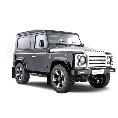 Land Rover Defender mega limited x i 40 anni di Overfinch
