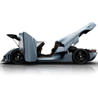 La nuova Koenigsegg Regera è un Transformer
