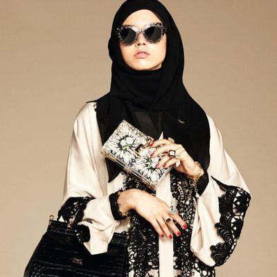 Dolce & Gabbana lancia il velo moda