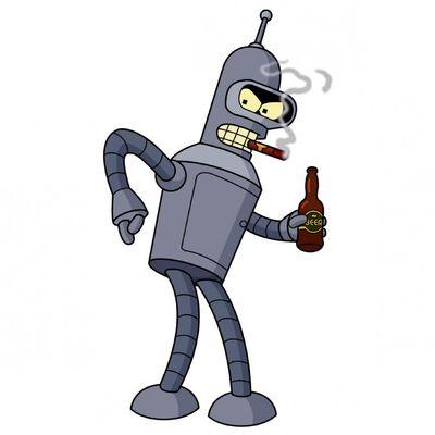 Il robot che beve con te per non farti alcolizzare da solo