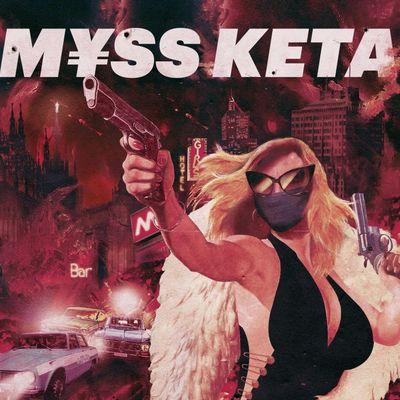 È uscito l'album di MYSS KETA in free streaming free download free tutto