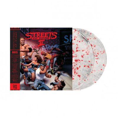 La colonna sonora di Streets of Rage 2 rimasterizzata in vinile