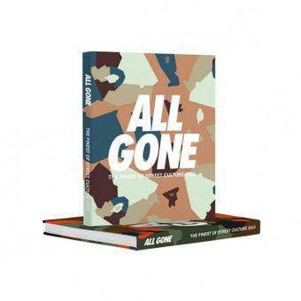 All Gone 2015 (e la presentazione da Urban Jungle Madrid)
