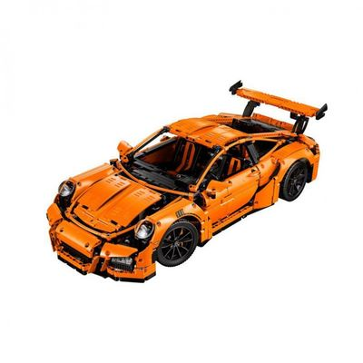 Porsche 911 GT3 RS di LEGO