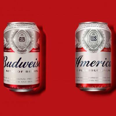 Budweiser ha fatto rebranding si chiamerà 'America'