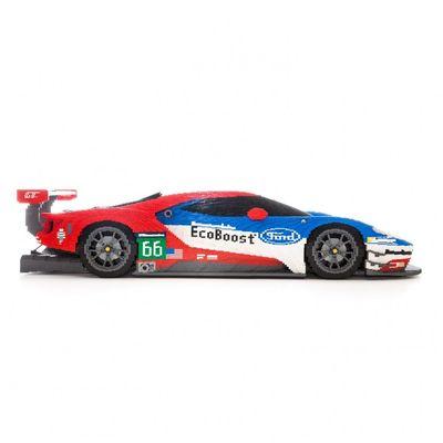 Ford GT Le Mans gigante fatta di Lego