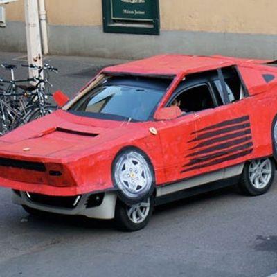 Ferrari tarocca