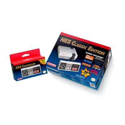 Nintendo ha fatto un mini NES con dentro 30 giochi