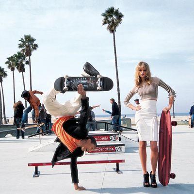 Lo skater Vogue