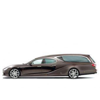 Carro funebre Maserati Ghibli