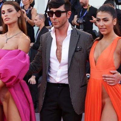 Giulia Salemi e Dayane Mello spingono la moda indipendente a Venezia