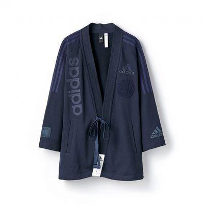 adidas kimono moda