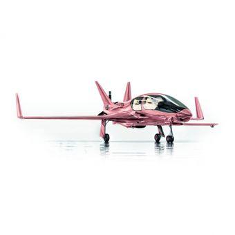 Jet privato oro rosa da 1,5 millie