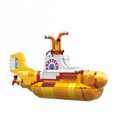 Sottomarino giallo di Lego