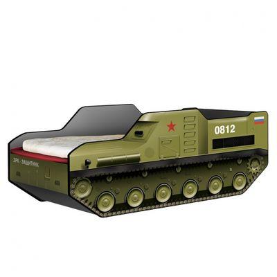 Lettino ispirato al lanciamissili russo che ha tirato giù il volo MH17