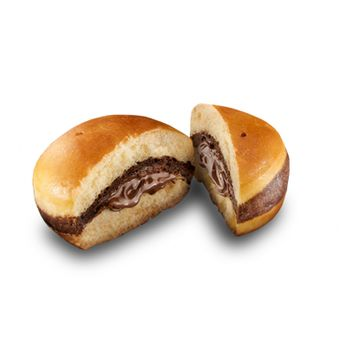 McDonald's Nutella Burger