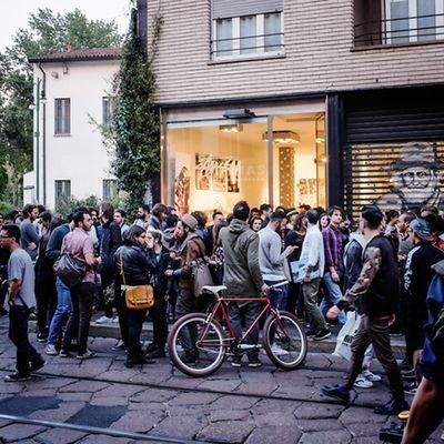 Festa per i 15 anni di Stüssy Milano