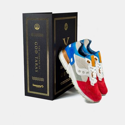 Saucony Originals x Sneakers76 10th Anniversary