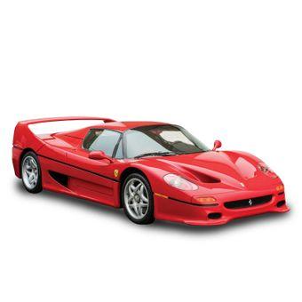 C'è la Ferrari F50 di Mike Tyson all'asta