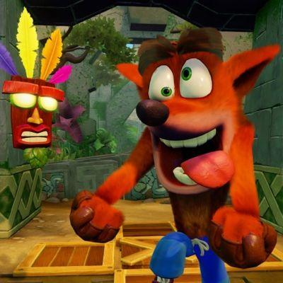 Il 30 giugno esce la trilogia rimasterizzata di Crash Bandicoot™ per PS4