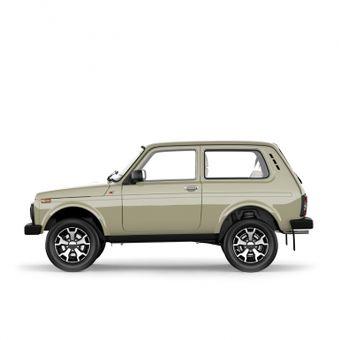 Lada 4×4 40esimo anniversario