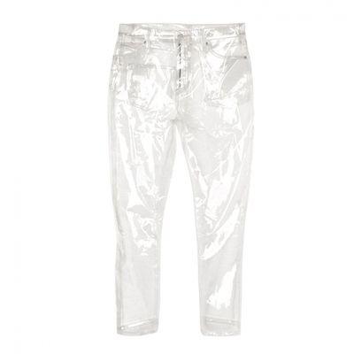 Jeans trasparenti per instaurare relazioni autentiche