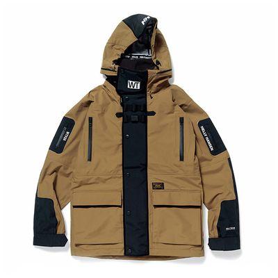 WTAPS x Helly Hansen streetwear velista
