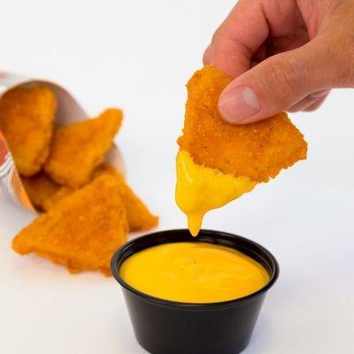 Nachos fatti di pollo fritto di Taco Bell