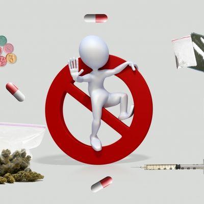 La guida di UNOTRE a smettere di drogarsi